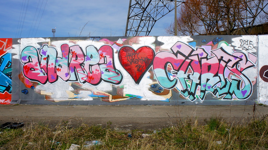 The World S Newest Photos Of Andrea And Graffiti Flickr Hive Mind