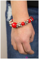 Arm Candy Red