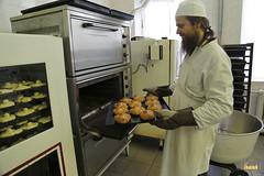 10. «Жаворонки» в святогорской пекарне