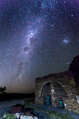 Stars at Hargraves Lookout (Tom Beecroft) Tags: longexposure night stars australia bluemountains newsouthwales milkyway megalong hargraves