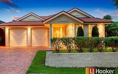 4 Hartfield Street, Stanhope Gardens NSW