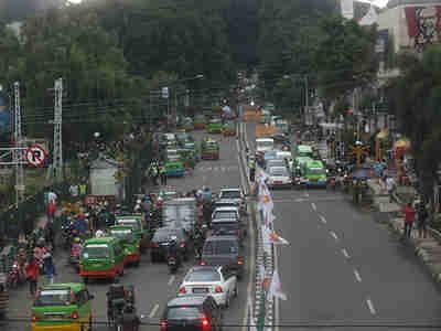 Jalan Kapten Muslihat Bogor