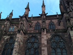 Freiburg im Breisgau (micky the pixel) Tags: church germany deutschland kathedrale kirche freiburg mnster breisgau mnsterplatz