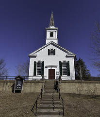 Methodist Church (William_Doyle) Tags: old history church photoshop nj northjersey morriscanal waterloovillage topazadjust