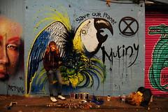 Jane Laurie @ Femme Fierce Reloaded International Womens Day (r3cycl3r) Tags: street london art st festival women child finger marriage tunnel give waterloo leake se1 150artists femmefierce becauseiamagirl
