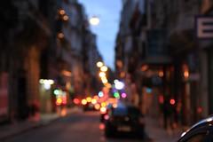 Streets of a strange city (cherry.mayfair) Tags: blue portrait sky argentina landscape purple buenos aires porto montevideo melancholy alegre poa