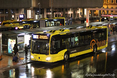 Bunte Buswelt - Utrecht (apfelpudding) Tags: bus utrecht mercedesbenz autobus omnibus niederlande citaro linienbus uov mercedesbenzcitaro