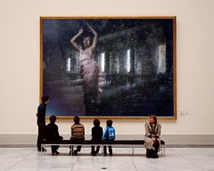 Dancer-Johanna-Siegmann-PhotoFunia (Frizztext) Tags: music museum dancer guitarist frizztext museumseries soundcloud johannasiegmann photofunia