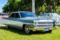 1964 Cadillac Sedan De Ville 1 (ray811) Tags: auto classic car vintage tampabay restored hotrod carshow oldsmar oldsmardays2015