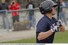 2015-04-03 0885 College Baseball - St John's Red Storm @ Butler University Bulldogs (Badger 23 / jezevec) Tags: game college sports photo athletics university image baseball università picture player colegio athlete redstorm 800 spor universiteit esporte bulldogs collegiate universidade faculdade atletismo basebal honkbal kolehiyo hochschule béisbol laro butleruniversity atletiek kolej collège stjohnsuniversity athlétisme leichtathletik olahraga atletica urheilu yleisurheilu atletika collegio besbol atletik sporter friidrett спорт bejsbol kollegio beisbols palakasan bejzbol спорты sportovní kolledž pesapall beisbuols hornabóltur bejzbal beisbolas beysbol atletyka lúthchleasaíocht atlētika riadha kollec bezbòl 20150403