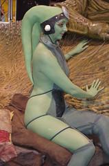 SWC 2O15 - 0400 (Photography by J Krolak) Tags: california starwars costume cosplay jabba anaheim oola twilek