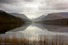 Llyn padarn (Andyjos) Tags: winter lake andy water wales landscape jones north cymru pass snowdon dwr llanberis snowdonia peris llyn nant padarn llynpadarn llanberispass gogledd tirlun nantperis padarnlake geaf andyjos