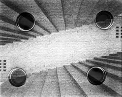 ME 030 (j.sauerzapfe) Tags: 4x5 dpp multiexposure shenhao directpositivepaper imagodirectpositivepaper