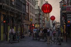 Streets of London (ponzoosa) Tags: china uk inglaterra england streets london chinatown soho farol