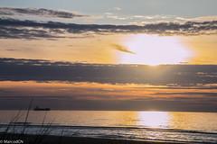 De Panne-6 (marco_dcn) Tags: sunset de soleil coucher panne