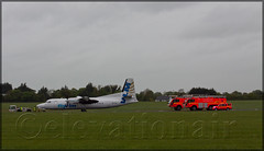 OO-VLI Fokker F50 VLM Airlines (elevationair ✈) Tags: aviation landing arrival emergency runway landed dub airliners dublinairport diversion f50 fokker emergencylanding vlm avgeek fokkerf50 eidw vlmairlines landinggearproblem oovli 2052016 diverttodublin vlm12lw disableaircraft lutonwaterford runwayblocked