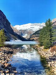 Lake Louise, Banff National Park, Alberta, Canada - psi(5)115-121 (photos by Bob V) Tags: mountains rockies banff rockymountains lakelouise mountainlake banffnationalpark canadianrockies banffalberta banffpark banffalbertacanada