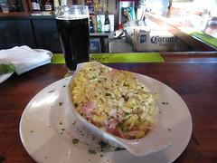 Macaroni, Cheese, and Ham (cohodas208c) Tags: bar restaurant tavern twentymilecreek jordanstation jordanhousetavern