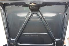 Boot lid (Pim Stouten) Tags: auto car restore vehicle jag restoration xjs jaguar macchina coup restauratie wagen pkw vhicule