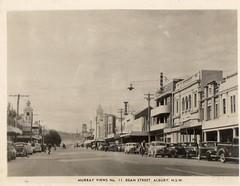 Murray Views No 11 Dean Street Albury NSW (Daddys 'lil Girl) Tags: postcard australia nsw historical 1949 wagga albury riverina