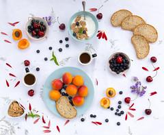 Colazione del Solstizio d'Estate (@ficoeuva) Tags: summer coffee breakfast estate caff colazione caffevergnano vergnanosisceglie