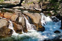 The Sinks (Wonder Woman !) Tags: usa waterfall nationalpark tennessee littleriver thegreatsmokymountains thesinks