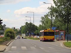 Solaris Urbino 15, #8034, MZA Warszawa