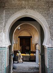 Fes El Bali Morocco-Medina.1-2016 (Julia Kostecka) Tags: morocco medina fes feselbali