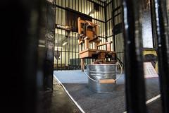 WVP-100 (vaabus) Tags: westvirginia westvirginiastatepenitentiary moundsville haunted spooky spookyplaces cellblocks inmates jail prison penitentiary