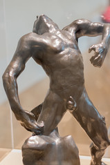 El hombre que cae 2 (roshua_quest) Tags: plaza sculpture art mxico arte escultura museo mx rodin auguste carso ciudaddemxico soumaya