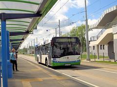 Solaris Urbino 12 III, #2103, SPAD (transport131) Tags: bus autobus zditm szczecin solaris urbino spad