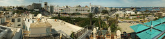 View from Soula Center (josbert.lonnee) Tags: panorama highresolution view tunisia outdoor roofs highdefinition uitzicht sousse daken tunesi megapixels largephoto stitchedpanorama largeimage soulacenter