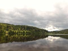 Windgfllweiher, Black Forest, Baden, Germany (Loeffle) Tags: lake germany deutschland see day cloudy lac baden allemagne schwarzwald blackforest weiher foretnoire windgfllweiher 062016