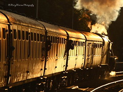 ST-30072009_0004 (HarryMorrowPhotography) Tags: england train leeds july steam visiting 2009 headingley staion