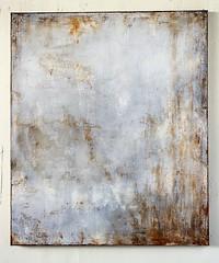 Bild_1903_rusty_blue_130_110_4_cm_mixed_media_on_canvas_2016_studioview_1 (ART_HETART) Tags: abstract art texture painting contemporary canvas moderm christianhetzel