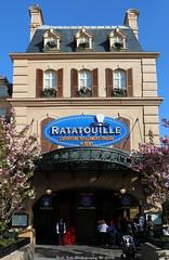 Ratatouille (Rick & Bart) Tags: france canon ride disney remy attraction ratatouille disneylandresortparis marnelavalle rickbart rickvink eos70d