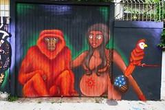 graffiti - Porto Alegre (Luiz Filipe Varella) Tags: street urban art rio graffiti grande klein mural do arte capital arts porto artistas da urbana filipe alegre sul luiz gacha varella grafiteiros gachos