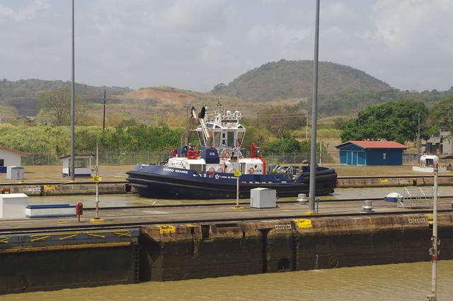 Panama Canal, Panama