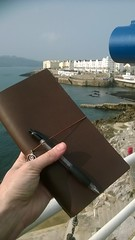 Travelers Notebook in Plymouth