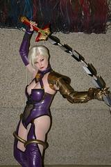 1485 - Sakuracon 2006 (Photography by J Krolak) Tags: costume cosplay ivy masquerade soulcalibur sakuracon sakuracon2006 ivyvalentine