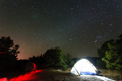 Camping at Shelf Road, CO (matt house) Tags: camping stars colorado canonef1740mmf4lusm milkyway shelfroad