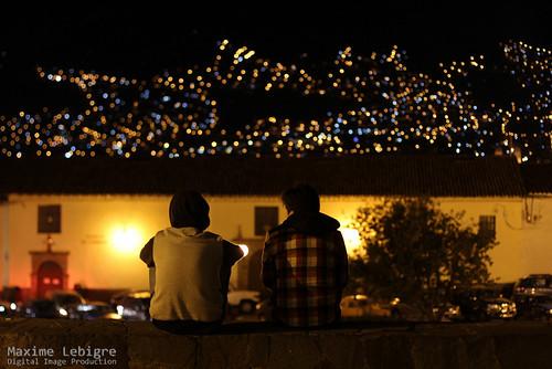 Cusco de Noche - Peru
