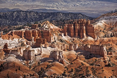 Beauty of Bryce (fantommst) Tags: park red usa nature beautiful rock wonder landscape utah carved amazing interesting rocks natural plateau amphitheatre rocky erosion national bryce lovely spheres sedimentary bluff formations hoodoos geological outcrops paunsaugunt lisaridings fantommst viewcanyon