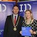 Showtel Aileesh Carew, ID 2015 and Stephen McNally, IHF President