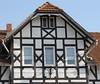 (:Linda:) Tags: germany town thuringia gable halftimbered fachwerk downpipe flagholder hildburghausen andreaskreuz historicism cruxdecussata standrew´scross