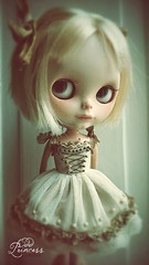 Blythe Dress LILY Of The VALLEY