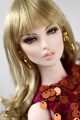 Emry Debut Numina LE50 By Paul Pham (meg fashion doll) Tags: by paul debut pham emry numina le50