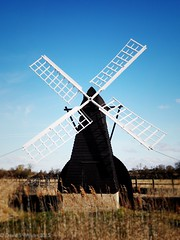 Wicken Landmark - Explored! (David S Wilson) Tags: uk england water pump explore nationaltrust fens wicken 2015 wickenfen explore153 davidswilson lightroom5 olympusomdem1 mzuiko17mm118 22march2015