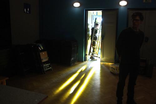 "WORKSHOP: Percepce lidského oka / Video jako zdroj světla na divadle • <a style=""font-size:0.8em;"" href=""http://www.flickr.com/photos/83986917@N04/16900517989/"" target=""_blank"">View on Flickr</a>"