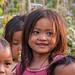 Jeunes Akha. Boun Neua. Laos